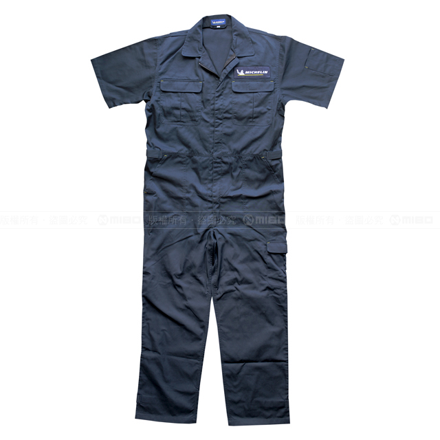 日本潮流 經典工作服 短袖 / SS Boiler suits3 / Clermont【日本原裝進口】