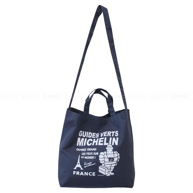 日本潮流 肩背/手提兩用袋 / 2Way tote bag / Tourist / Navy【日本原裝進口】