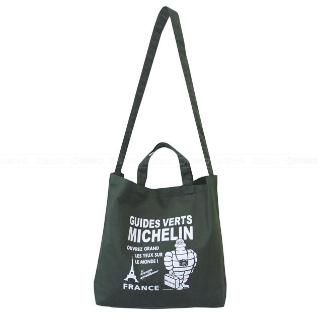 日本潮流 肩背/手提兩用袋 / 2Way tote bag / Tourist / Green【日本原裝進口】