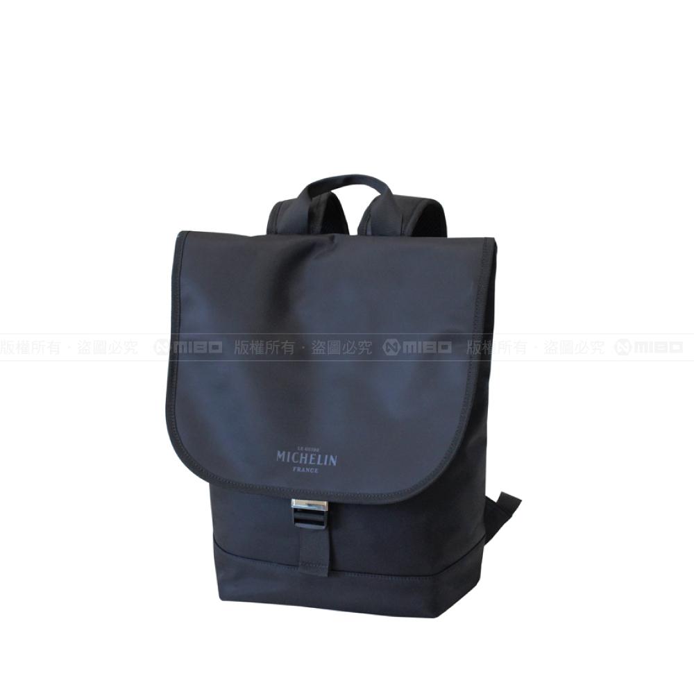 日本潮流 後背水桶包 / Flap backpack / Black【日本原裝進口】